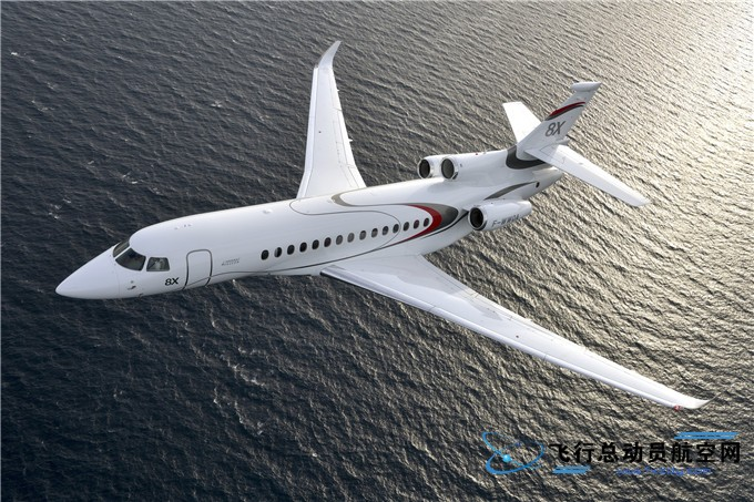 BWJ received first Dassault Falcon 8X in Asia_1.jpg