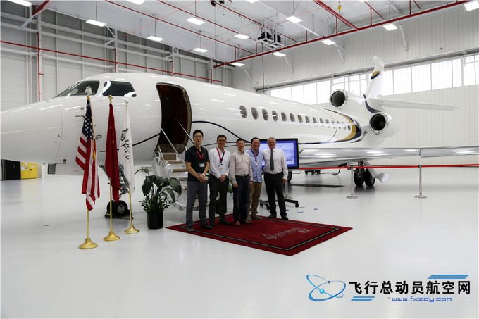 BWJ received first Dassault Falcon 8X in Asia_2.jpg