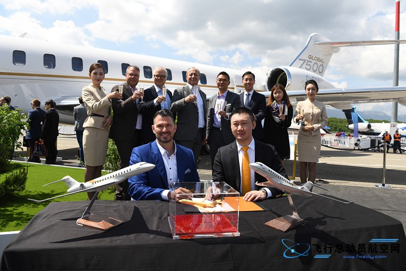 HK Bellawings signed a letter of intent (LOI) for five new Global7500 business j.jpg